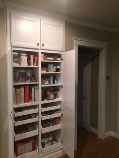 This idea will give you SO much more kitchen storage—and it looks so amazing!