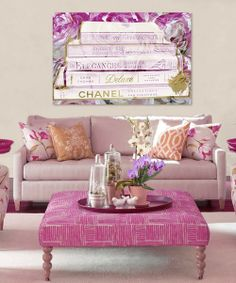Would matt be ok with such a girly sofa?