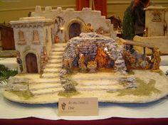 Christmas Crib Ideas, Christmas Nativity, Christmas Deco, Christmas Projects, Xmas, Christmas Origami, Cribs, Crafty, Holiday