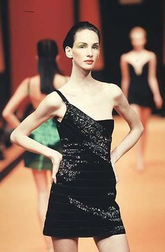 Herve Leger - Ready-to-Wear Spring / Summer 1998