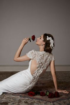 Gorgeous Alan Hannah Wedding Dresses - MODwedding