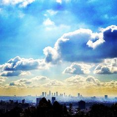 Welcome to the City of Angels!
