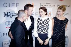 Crown Princess Mary attends the Danish Design 2013 awards 10/4/13