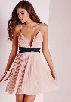 Belle robe patineuse pour un mariage