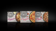 PizzaExpress Artisana on Packaging of the World - Creative Package Design Gallery