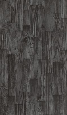 Planks Black wallpaper by Albany