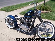 Brutally honest critique of the cafe' racer craze. Xs650 Bobber, Sr500, Bobber Bikes, Bobber Motorcycle, Bobber Chopper, Motorcycle Design, Motorcycle Style, Custom Bobber, Custom Choppers