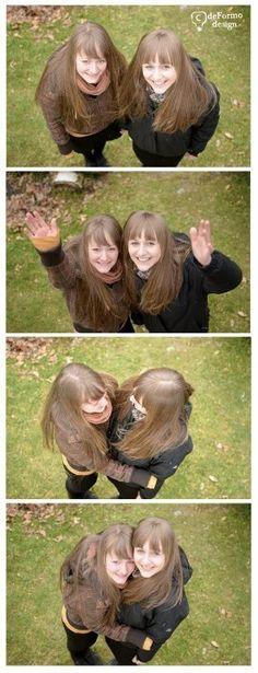 sisters, teenage portrait --- https://www.facebook.com/deFormo.design