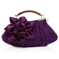 $14.15 (Buy here: https://alitems.com/g/1e8d114494ebda23ff8b16525dc3e8/?i=5&ulp=https%3A%2F%2Fwww.aliexpress.com%2Fitem%2FNew-Mixed-Color-Flower-Evening-Bag-Wooden-Handle-Clutch-Bag-Bridal-Clutch-Purse-Shoulder-Chain-Bag%2F32655469159.html ) Mixed Color Satin Flower Evening Bag Handle Clutch Bridal Clutch Purse Shoulder Chain Bag Wedding Party Clutches Wallet JXY234 for just $14.15