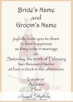Older Couple Wedding Invitation Wording WEDDING INVITATION