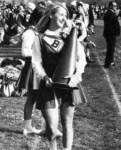 Meryl was homecoming queen in high school