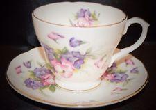 Duchess Fine English Bone China ~ Tea Cup And Saucer Set ~ Pansy