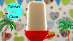 paletas de sabores de hielo - YouTube