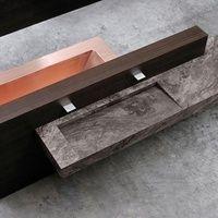 Copper- Meet Marble - À la mode