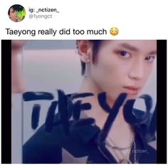 all credits for the incredible _nctizen_ig Nct Taeyong, Jaehyun, Hot Emo Boys, All About Kpop, Nct Life, Mark Nct, Video Editing, Nct Dream, Nct 127