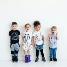 badger + rue. modern apparel for babies + kids. Forget Normal, Be You. Launching July 1, 2015.