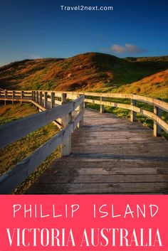 Photo essay: Phillip Island. An island on the doorstep of Melbourne, Phillip Island is a popular destination to visit as a day trip.