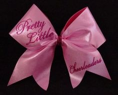 Hump Day bow Pretty Little Cheerleaders Bow. Cute Cheer Bows, Cheer Hair Bows, Cheer Mom, Big Bows, Pretty Little Liars Outfits, Cheerleading Bows, Cheer Coaches, Cheer Pics, Cheer Stuff