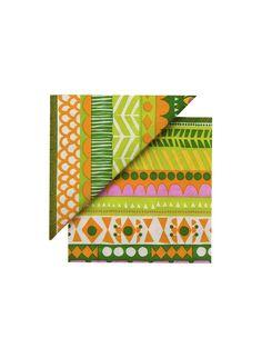 Marimekko´s Spring 2013: Raanu paper napkins pinned with Pinvolve - pinvolve.co