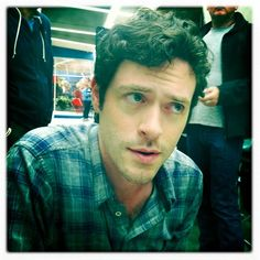 BUT everytime i see Jake M. Johnson on New Girl he reminds me a lot off Brendan Hines. Anna Watson, Brendan Hines, Beautiful Men, Beautiful People, Please Man, Awake My Soul, Take My Breath, Lie To Me, Me Tv