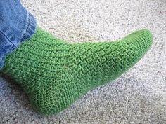 6 free Crochet Socks Pattern – 101 Crochet