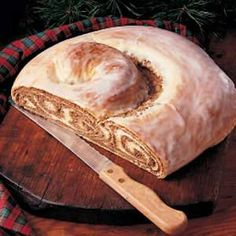 Poteca Nut Roll recipe from my Great Great Grandma