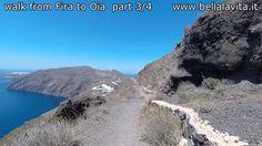 Santorini 2014 - walk from Fira to Oia part 3