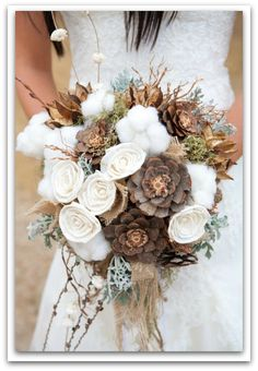 fall harvest wedding ideas | fall wedding bouque