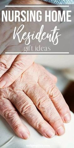 Gift Ideas for Nursing Home Residents - Unique Gifter What to Buy Grandma for her Birthday Presents For Nurses, Presents For Grandma, Christmas Gifts For Nurses, Grandma Gifts, Valentine Gifts, Christmas Presents, Christmas Gift Elderly, Christmas Ideas, Nursing Home Gifts