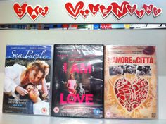 "Special edition of our #DvDofTheWeek!  ""Sea Purple"" (Viola di mare) by Donatella Maiorca with Isabella Ragonese and Valeria Solarino. ""I am Love"" (Io sono l'Amore) by Luca Guadagnino with Tilda Swinton; ""L'amore in città"";  You can find these DVDs in #London also at The Italian Bookshop, the only place with the largest collection of Italian #DVD with English subtitles.  (Do you like Italian Cinema? Support our ""Italian Docs Online"":#IDO14 )"