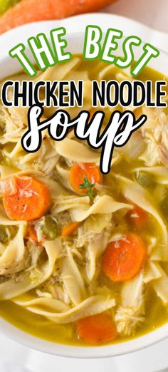Chicken Broth Soup, Best Chicken Noodle Soup, Chicken Broth Recipes, Easy Soup Recipes, Recipe Chicken, Turkey Noodle Soup, Chicken Drumstick Soup Recipe, Chicken Noodle Soup Rotisserie, Gastronomia