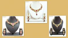 Gorgeous Necklace Sets from Nallu Collection!