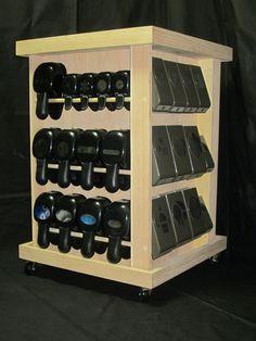 paper punch storage | 3p NEW Paper Punch Storage Organizer Rack for Stampin Up Martha ...