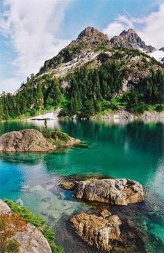 Cream Lake On Vancouver Island- So beautiful! Vancouver island is full of amazing scenery! Places Around The World, Oh The Places You'll Go, Places To Travel, Places To Visit, Beau Site, Vancouver Island, British Columbia, Adventure Is Out There, Canada Travel