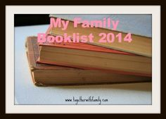 A great book about family life-would be great fall reading!!