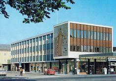Møre og Romsdal fylke Kristiansund N Tinghuset 1970-tallet