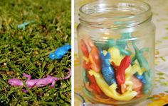 Lizard hunt. Want to remember this blog. Soooo many fun ideas to do with kids outside! Love these!