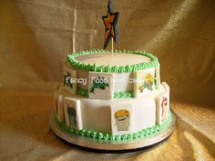 fancy food & cakes: Torta Slug Terra - Slug Terra cake