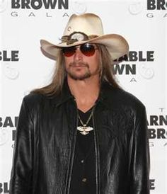 "Kid Rock. Sweet Home Alabama... Um...Kid Rock you can sing me ""Pictures"" anytime you want!!  HAHA"
