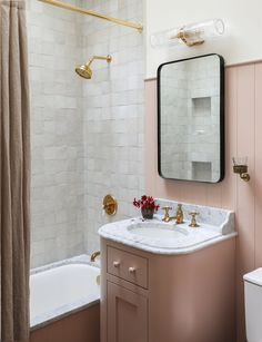 Bathroom Paint Colors for Small Bathrooms Inspirational 22 Best Bathroom Colors top Paint Colors for Bathroom Walls Bathroom Wall Colors, Beige Bathroom, Bathroom Ideas, Colorful Bathroom, Bathroom Inspiration, Design Inspiration, Design Ideas, Feminine Bathroom, Bathroom Small