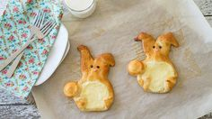 Cream Cheese Crescent Bunnies for Easter Morning Brunch - We're guessing some bunny you know will love this quick twist on Danish rolls for your Easter table. Share your version with Holiday Treats, Holiday Recipes, Holiday Foods, Holiday Fun, Spring Recipes, Holiday Desserts, Christmas Holiday, Easter Recipes, Brunch Recipes