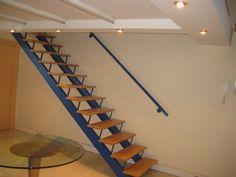 #Decoracion #Contemporaneo #Escalera #Barandillas #Peldaños