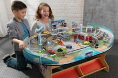 The race is on at the Disney® Pixar Florida International Speedway by KidKraft! Kids will enjoy building their racetrack their way, with 75 interchangeable pieces of track, familiar buildings, characters and scenery right out of Disney® Pixar Cars Disney Pixar Cars, Disney Princess Stories, Toddler Christmas, Christmas 2017, Christmas Ideas, Pirate Theme, Courses, Florida, Playroom