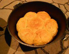 Rezept - Dutch Oven-Brot als Grillbeilage