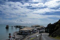 Mumbles Pier by stifyn, via Flickr