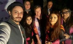 Momina Mustehsan And Osman Khalid Butt Honor Women Rights Activists, celebrities, pakistani celebrities, latest news, momina mustehsan, showbiz
