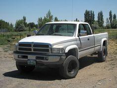 1996 Dodge Ram 2500 SLT