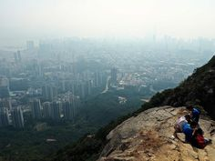 Hiking Lion Rock, in the New Territories of Hong Kong - Blog Post