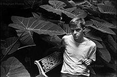 Truman Capote (H. Cartier-Bresson)