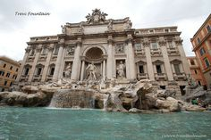 Trevi fountain2 by Cecil Lee, via Flickr